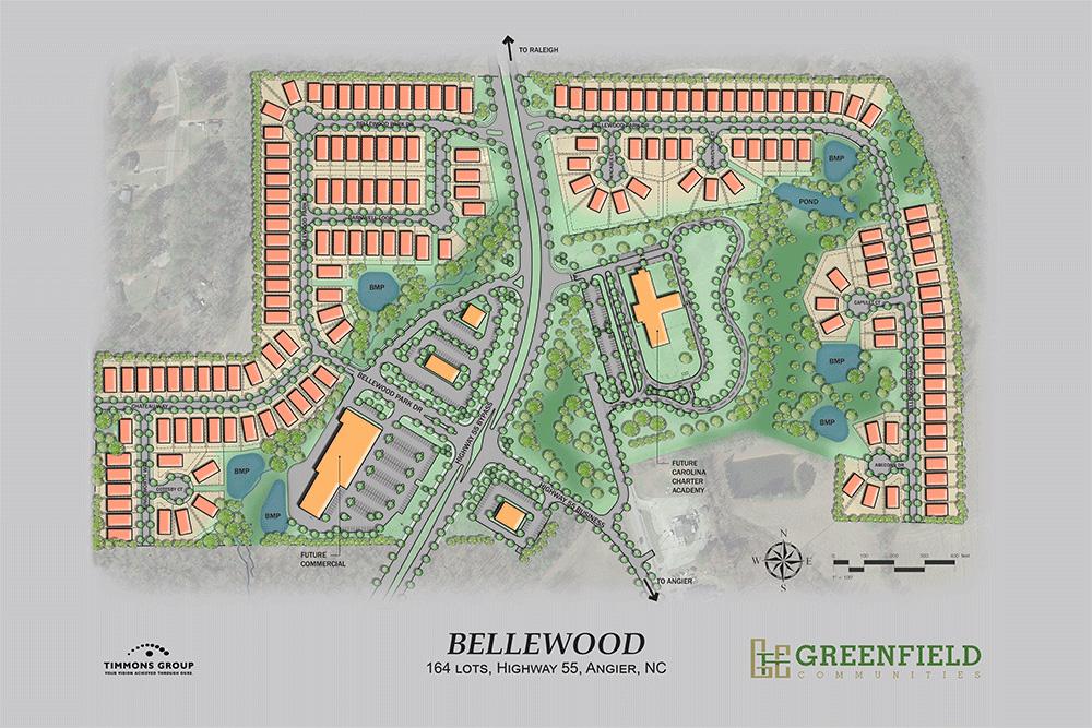 Bellewood Rendering